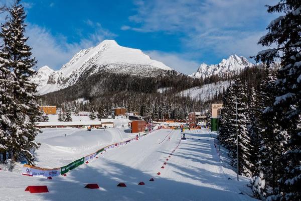 Areál bežeckého lyžovania SNOW, Štrbské Pleso