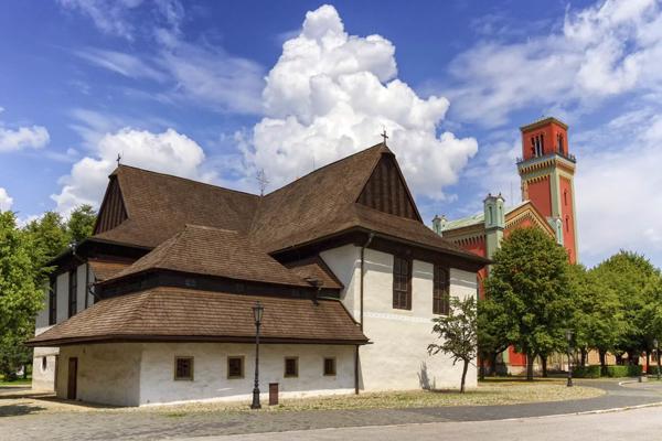 Dreveny artikulárny kostol, Kežmarok