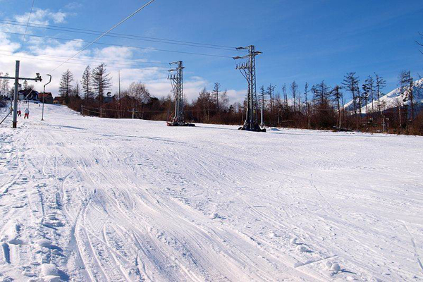 Greguška Ski, Starý Smokovec