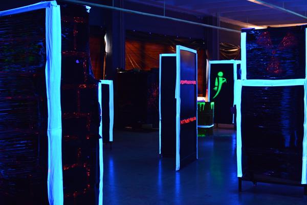 Laser arena Tatry, Svit