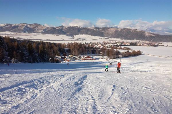 Ski Centrum Kubašok, Spišské Bystré