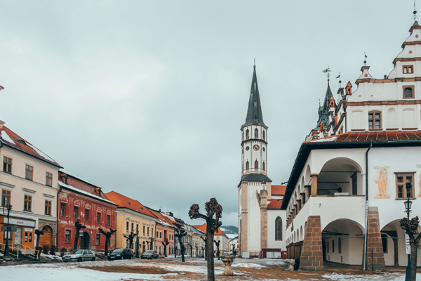 Námestie Majstra Pavla, Levoča